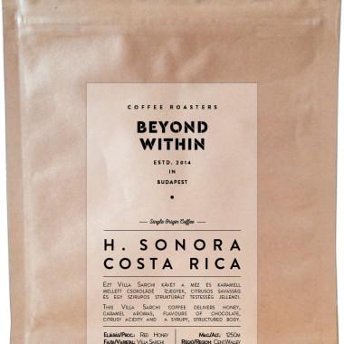 Hacienda Sonora Red Honey COSTA RICA